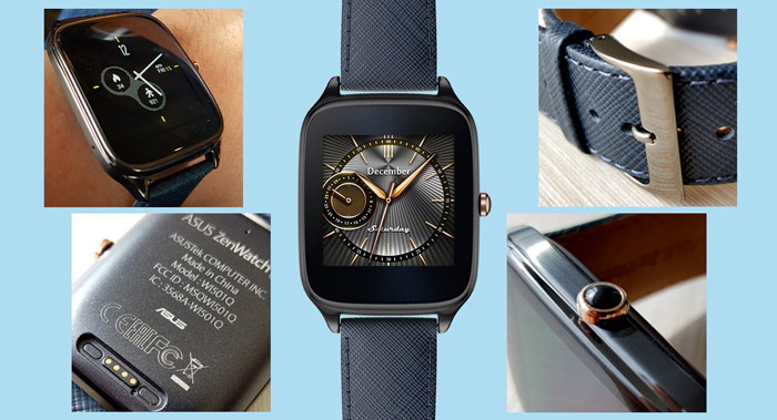 Review ZenWatch 2: Smartwatch Android Wear Paling Murah di ...