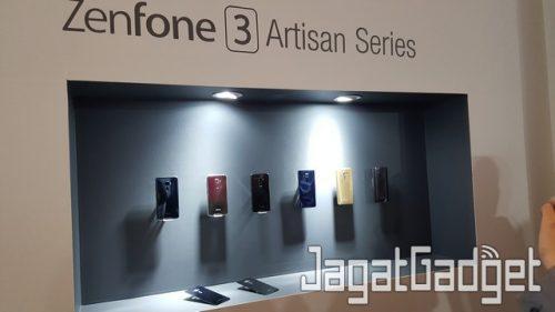 Zenfone 3 Artisan Series