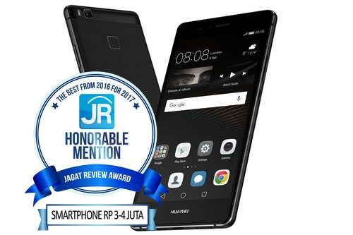 Huawei P9 Lite - Honorable