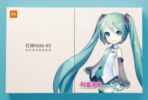 Redmi Note 4X - Hatsune Miku 01A