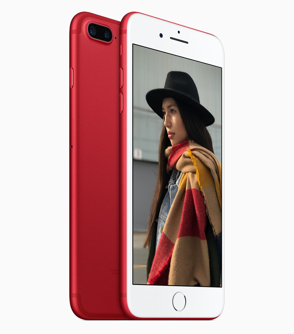 Baru Apple Hadirkan Iphone 7 Warna Merah Jagat Gadget