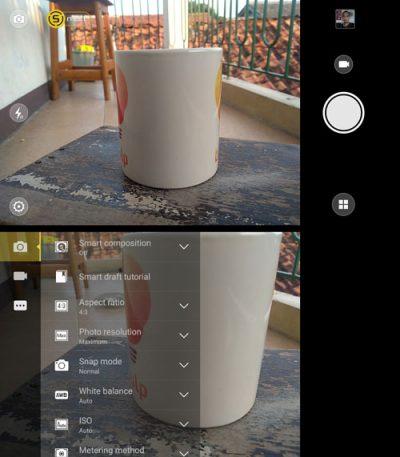 UI-Kamera