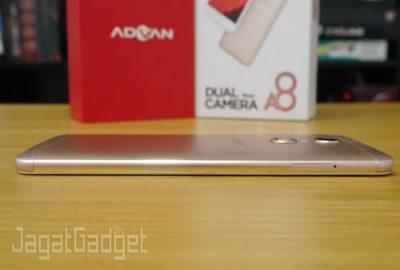 Review Advan A8 Andalkan Dual Kamera Dan Sekuritas Jagat