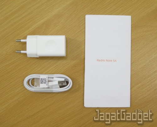 Review Smartphone Android: Xiaomi Redmi Note 5A – Jagat Gadget