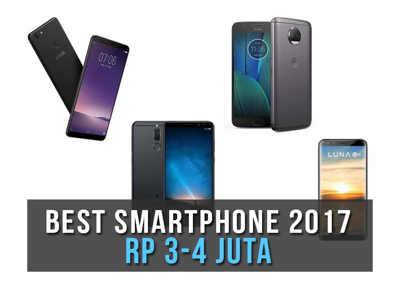 Jagat Gadget Awards 2017 Best Smartphone Rp 3 4 Juta Jagat Gadget