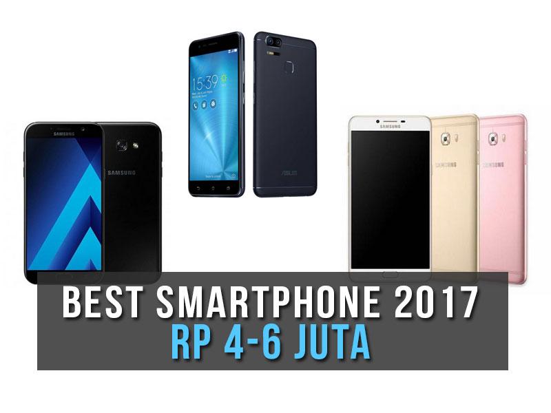 Jagat Gadget Awards 2017 Best Smartphone Rp 4 6 Jutaan Jagat Gadget