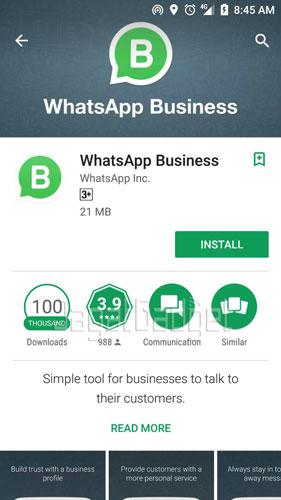 Menjajal WhatsApp Business: Apa Bedanya dengan WhatsApp