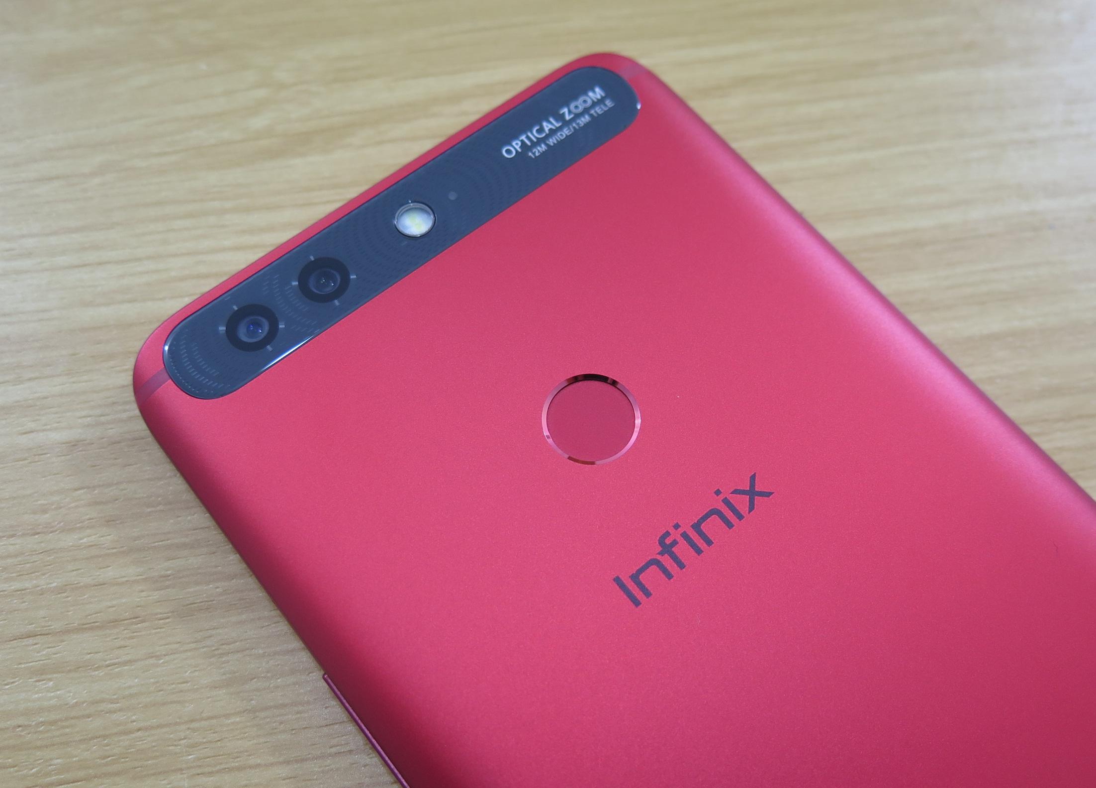 Kamera tentunya masih menjadi yang diunggulkan pada Infinix Zero 5 ini Dengan kamera utamanya kini mengusung Dual Camera yang terdiri dari sensor 12