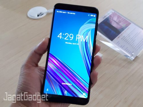 Preview Smartphone Asus Zenfone Max Pro M1 Jagat Gadget