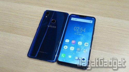 Vivo V9 Hadirkan Edisi Terbatas Warna Biru Yang Menawan Jagat Gadget