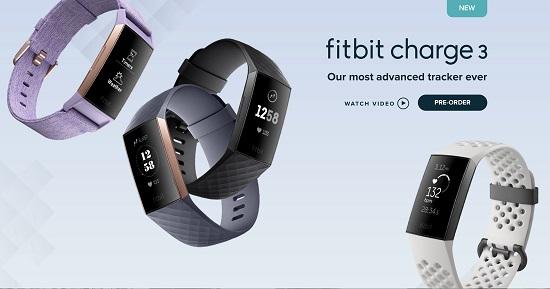Fitbit Charge 3 Neustart