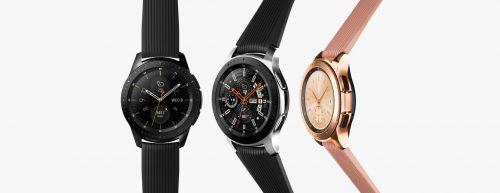Bukan Gear S4 Smartwatch Baru Samsung Namanya Galaxy Watch Jagat