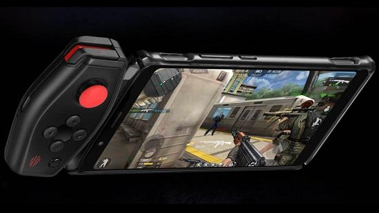 Zte Nubia Red Magic Mars Smartphone Gaming Dengan Ram 10 Gb Jagat