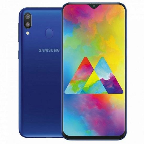 Samsung Galaxy A20, Smartphone Super AMOLED Termurah
