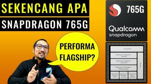 Benchmark Snapdragon 765G