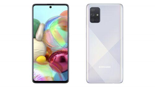 Galaxy A51A71 mainA71