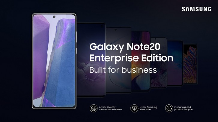 Galaxy Note20 Series Enterprise Edition