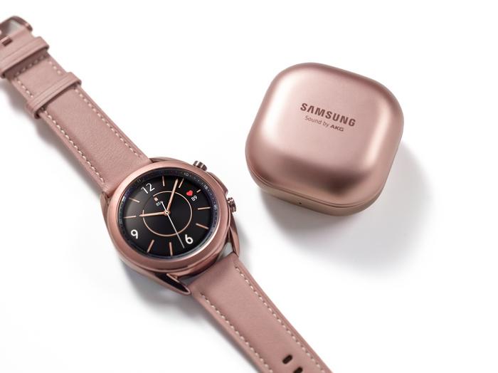 Peningkatan Fitur Galaxy Watch3