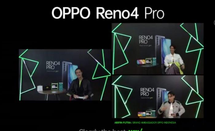 Spesifikasi dan harga Oppo Reno4 Pro