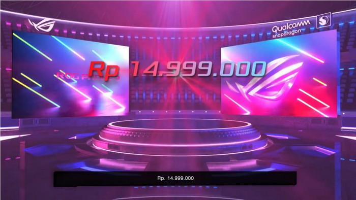 Harga ROG Phone 3 Indonesia