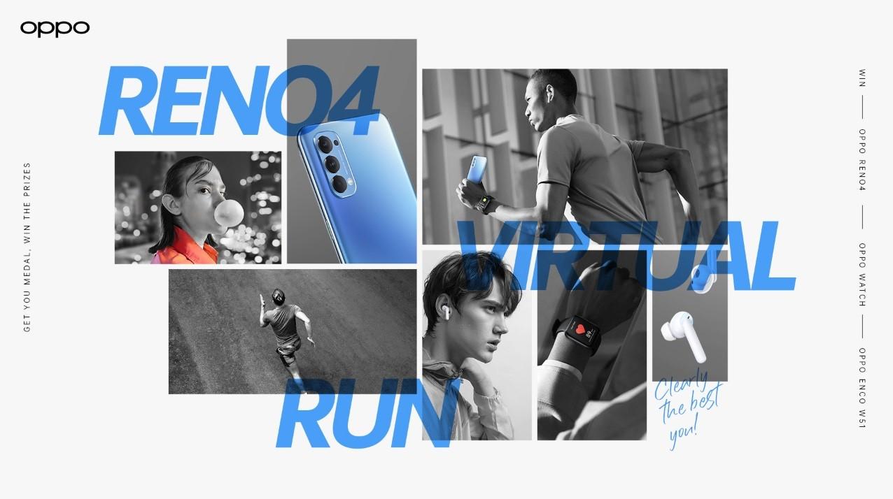 reno4 virtual run
