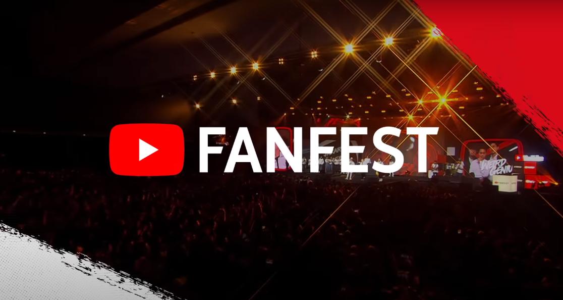 Youtube Fan Fest 2020 Indonesia