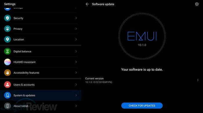 Review Huawei MatePad Pro