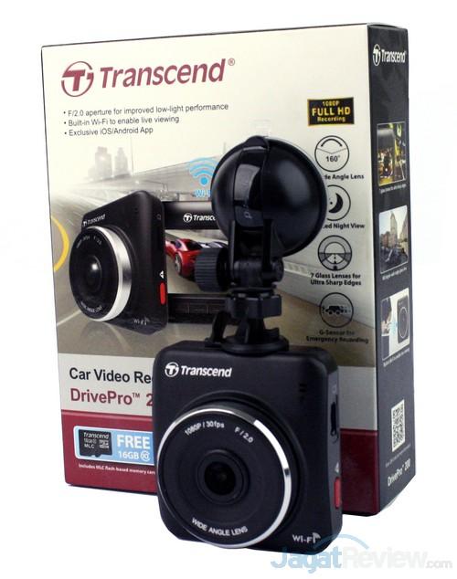 Transcend DrivePro 200 2