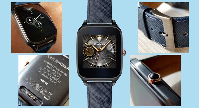 ASUS Zenwatch 2 main