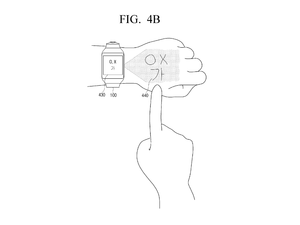 Samsung-files-a-patent-application-for-a-smartwatch-that-projects-its-UI-onto-your-arm-hand-wrist-etc. (1)