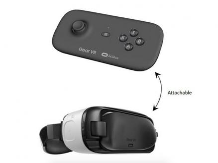 Gear VR Controller 3