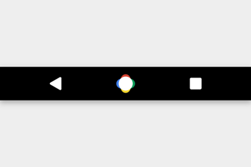 Nav. Button - Android N