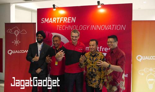 Smartfren 3 CA