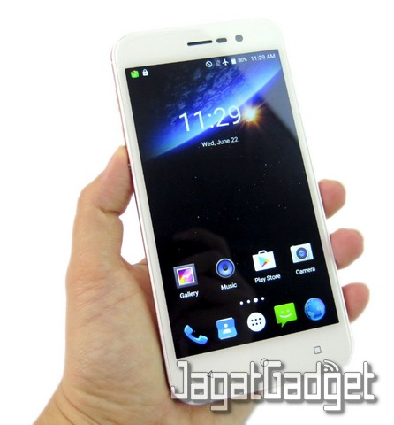 Review Smartphone Android Advan I5A 4G LTE Page 4