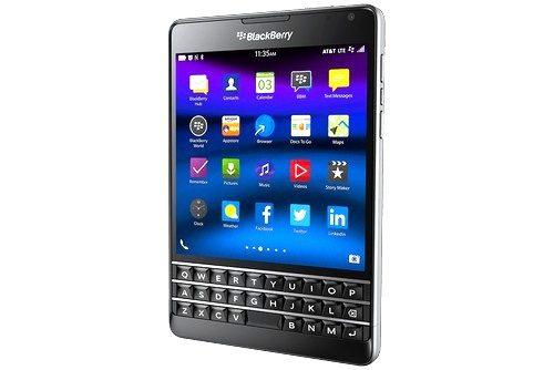 BlackBerry Passport Ed