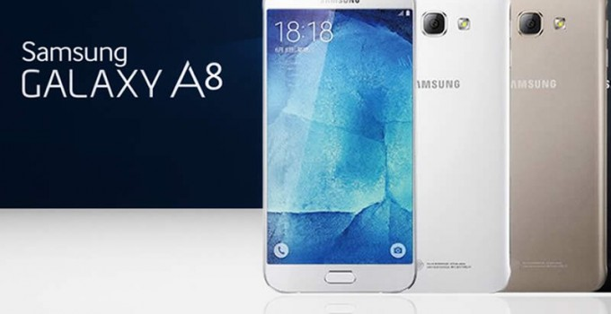 Samsung Galaxy A8 Samsung's New Released Slim Phone