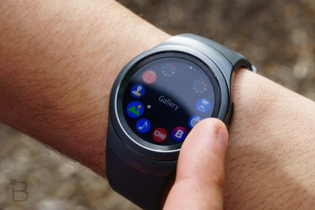 Samsung Gear S2 Review 3