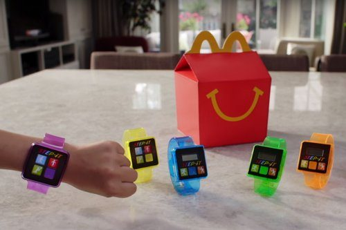 McDonald's Fitness Band