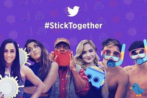 Twitter - Sticker