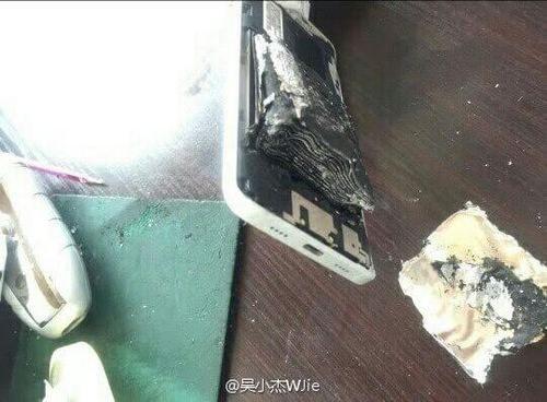 Xiaomi Mi 5 - Damage