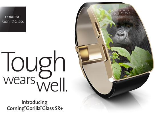 corning gorilla glass SR