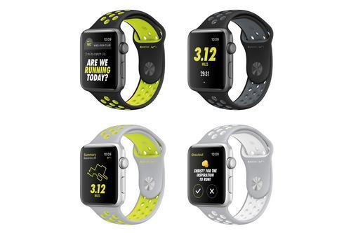 Nike Plus Apple Watch 2016