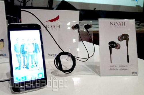 SPC NOAH Smartphone Headset