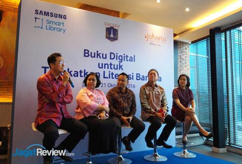 Samsung Smart Library