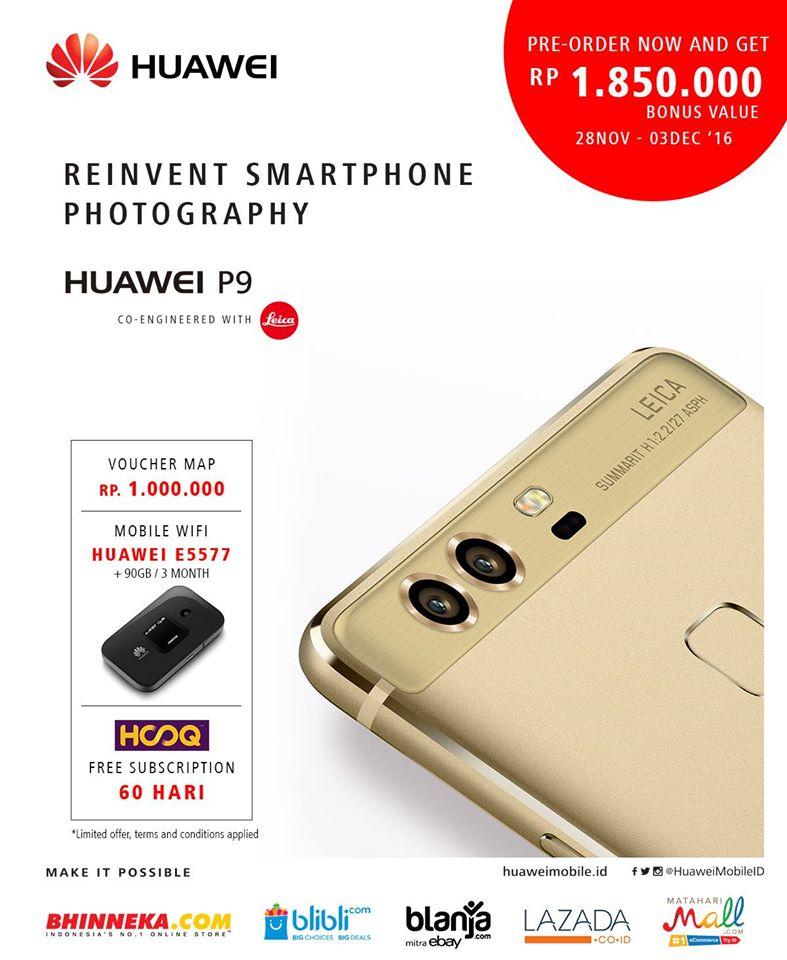 Huawei 28 Nov