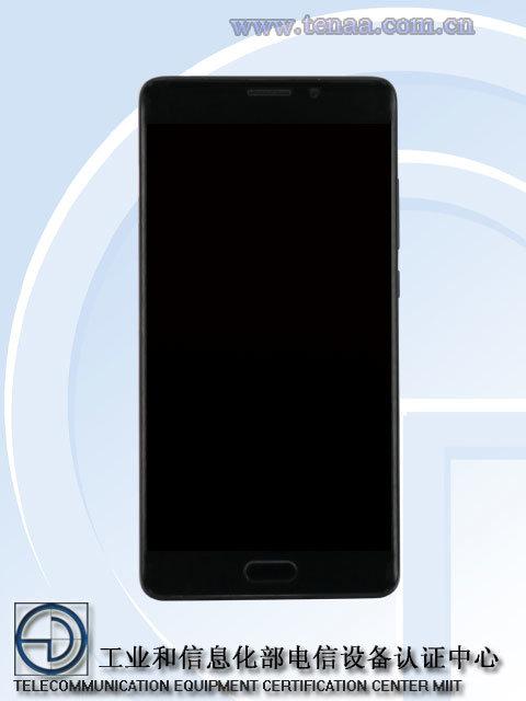 Non Curved Xiaomi Mi Note 2
