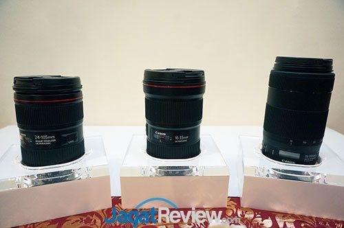 Canon lens 1
