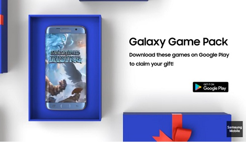 Galaxy Game Pack