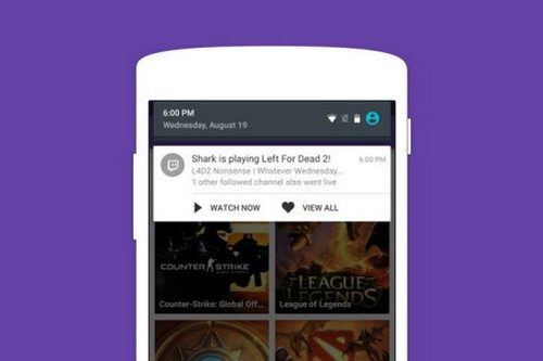 twitch-android