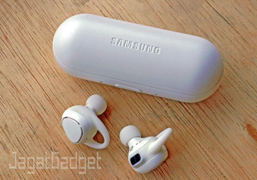 Review Samsung Gear IconX 3